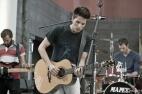 austin accoustic guitar action
